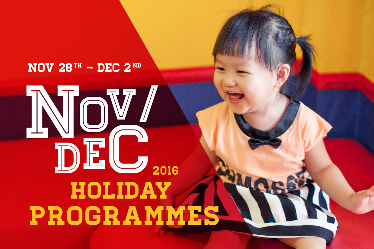 2016 Holiday Programmes